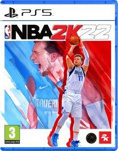 Игра NBA 2K22 для PS5 (Blu-ray диск, English version)