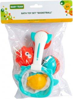 Набор Baby Team для ванны сетка с шариками (310596888)