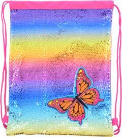 Сумка-мешок Yes DB-11 Butterfly 45 х 35 (555511)