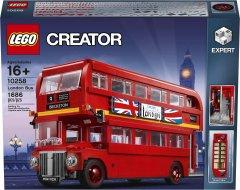Конструктор LEGO Creator Expert Лондонский автобус 1686 деталей (10258)