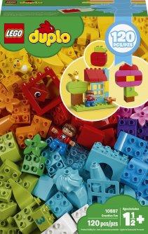 Конструктор LEGO DUPLO Набор для веселого творчества 120 деталей (10887)