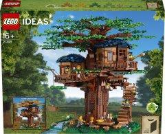 Конструктор LEGO Ideas Дом на дереве 3036 деталей (21318)