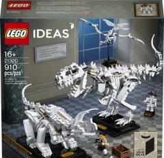 Конструктор LEGO Ideas Кости динозавра 910 деталей (21320)