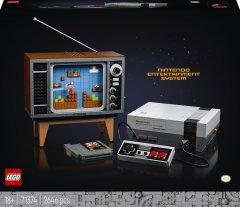 Конструктор LEGO Super Mario Nintendo Entertainment System 2646 деталей (71374) (5702016618532)