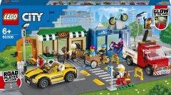 Конструктор LEGO City Торговая улица 533 детали (60306)