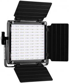 Постоянный LED видеосвет GVM Great Video Maker (3200-5600K) (800D-RGB)