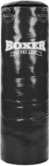 Мешок боксерский Boxer PVC 140 см Черный (1003-01BLK)