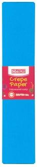 Набор гофрированной бумаги Maxi 100% 50 х 250 см 10 шт Голубой (MX61616-11)
