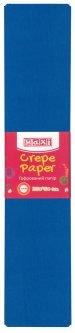 Набор гофрированной бумаги Maxi 100% 50 х 250 см 10 шт Темно-синей (MX61616-24)