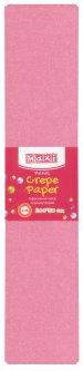 Набор гофрированной бумаги Maxi 20% 50 х 200 см 10 шт Перламутровой Розовой (MX61618-04)