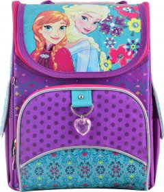Рюкзак школьный Yes H-11 Frozen purple 33.5х26x13.5 (5056137121106) (555160)