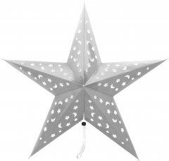 Подвесной аксессуар 3D Angel Gifts 60х60 см Серебристый (Я17233_AG91279_6)