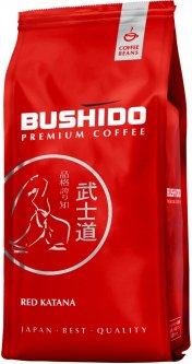Кофе в зернах Bushido Red Katana 227 г (5060367340312)