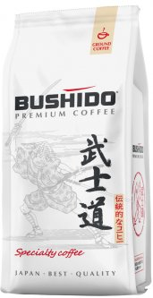 Кофе молотый Bushido Specialty Coffee 227 г (5060367340299)