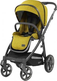 Прогулочная коляска BabyStyle Oyster 3 Mustard City Grey (O3SUMU)