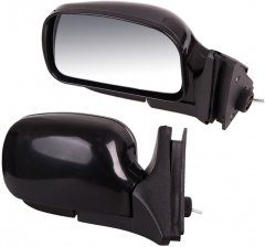 Зеркало боковое Vitol ЗБ 3107 LADA 04,05,07 Черное (ЗБ 3107 BLACK)