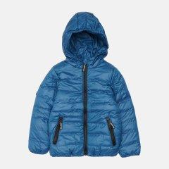 Демисезонная куртка Одягайко 22742 140 см Синяя (ROZ6400141894)