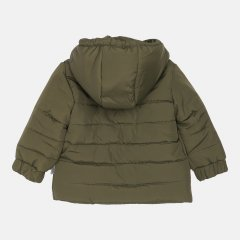 Демисезонная куртка Одягайко 22676 74 см Хаки (ROZ6400141977)