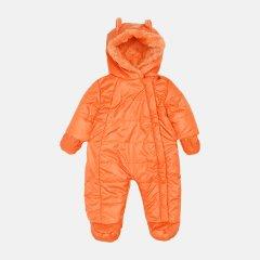 Демисезонный комбинезон Одягайко 30069 74 см Оранжевый (ROZ6400141758)