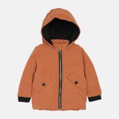 Демисезонная куртка Одягайко 22510 86 см Коричневая (ROZ6400141843)