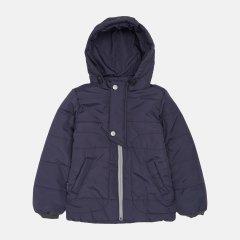 Демисезонная куртка Одягайко 22142 128 см Синяя (ROZ6400141976)
