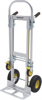Тележка с платформой Stanley MT515 для перемещения грузов 200/250 кг (8717496635150)