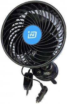 Вентилятор автомобильный inDrive IFN-812-1 12 В