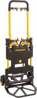 Тележка с платформой Stanley SXWTD-FT585 для перемещения грузов 70/137 кг (8717496635853)
