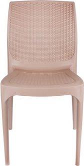 Кресло Violet House Роттанг Cappuchino, 86х41х46,5 см (0914 Роттанг CAPPUCHINO)