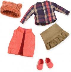 Набор одежды для куклы Lori Пуховой жилет (LO30004Z)