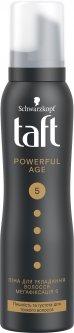 Пена-мусс для волос Taft Power Сила кератина Мегафиксация 5 150 мл (4015001003390)