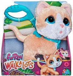 Интерактивная игрушка Hasbro Furreal Friends Большой питомец на поводке Котенок (E3504_F1998)