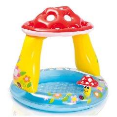 Детский надувной бассейн Intex Гриб 102 х 102 x 89 см 45 Л