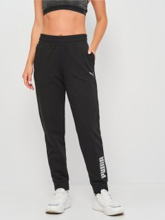 Спортивные штаны Puma RTG Pants 58648901 XS Black (4063697400436)