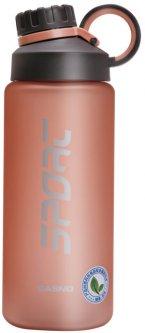 Бутылка для воды Casno KXN-1242 800 мл Оранжевая (KXN-1242_Orange)