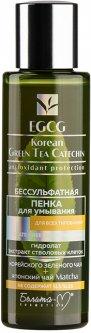 Бессульфатная пенка для умывания Белита-М Egcg Korean Green Tea Catechin для всех типов кожи 120 г (4813406008473)