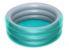 Детский надувной бассейн Bestway Металлик 150 × 53 см 445 Л