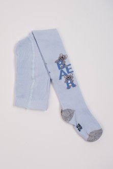 Колготки Pompea Kids Sogno 74-80 см Світло-блакитні