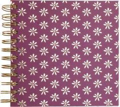 Блокнот Home & Styling Collection 16х16 см 300 листов (MC1001700_Red)