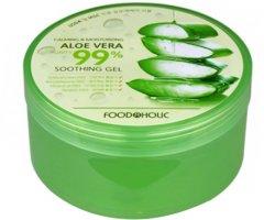 Многофункциональный гель Food A Holic Soothing Gel Aloe с алоэ 300 г (8809348601847)