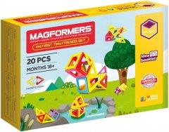 Конструктор магнитный Magformers Маленькие друзья 20 деталей (702004) (8809134368336)