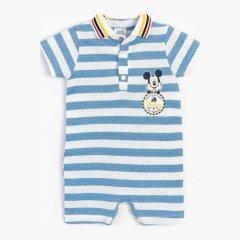Песочник Disney Mickey Mouse MC15445 86-92 см Белый с синим (8691109800398)
