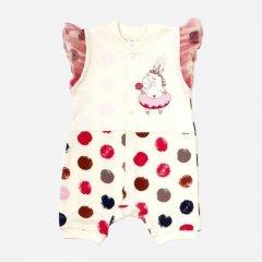 Песочник Baby Veres Sweet Unicorn 111.87 68 см Молочный (2000009199017)