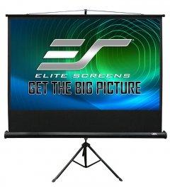 Экран Elite Screens мобильный напольный 1:1 203 x 203 (T113UWS1)