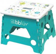 Стульчик-подставка детский Bbluv Stëp складной Аква (628451387268)