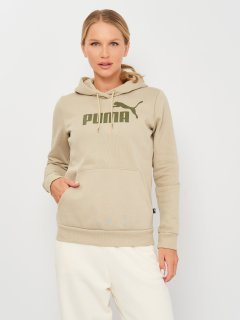 Худи Puma ESS Logo Hoodie FL 58678942 M Spray Green (4063699204018)
