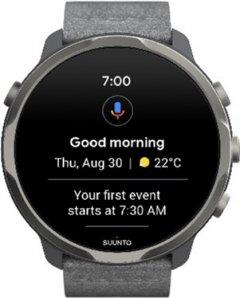 Спортивные часы Suunto 7 Graphite Limited Edition (SS050595000)