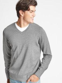 Пуловер GAP 504168870 M Серый (1159754468)