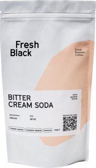 Кофе в зернах Fresh Black Bitter cream soda смесь 200 г (4820205020827)