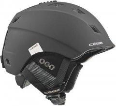 Шлем горнолыжный Cebe Ivory Black White 61-63 (848391032435)